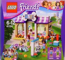 LEGO Friends 41124 Welpen-Betreuung Mia Andrea Mops Husky Karussell Futter NEU