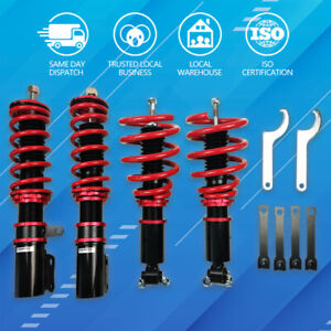 Adjust Height Coilover Suspension Shock For Holden VE Commodore Sedan Wagon