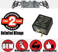 Electronic Flasher Relay 12V 2 Pole JMP for Aprilia RSV