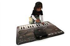 Kinder MUSMAT Musik Spielmatte mit Lautsprecher und Verstärker Gebaut