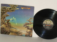 YES Yesterdays SD 18103 Prog Green ps Roger Dean America Sweet Dreams Survival