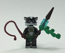 LEGO Legends of Chima - Skinnet - Figur Minifig Stinktier Skunk NEU NEW 70107
