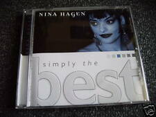 Nina Hagen-Simply the Best CD-Made in Germany