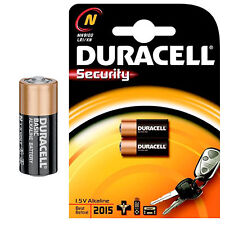 4x AM5 DURACELL MN9100  LADY-N  LR1 LR01 AM5 4001- BATTERIEN Alkaline