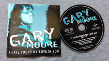 """GARY MOORE – """"I HAVE A FOUND MY LOVE IN YOU"""" ONLY SPANISH PROMOTIONAL CD SINGLE"""