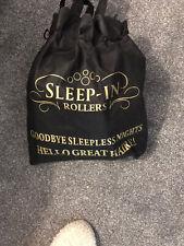 SLEEP IN ROLLERS