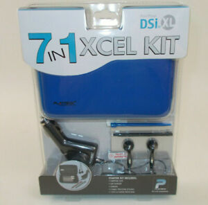 ACCESSORIES for NINTENDO DSi XL CASE Car Charger SCREEN GUARDS Ear Buds STYLUS