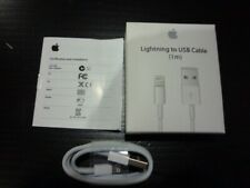 lot 50x 1M Lighting USB 3ft Cable For iPhone 5 6 7 8 or plus and ipad mini