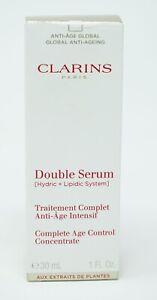 Clarins Double Serum Anti Age Control 30ml