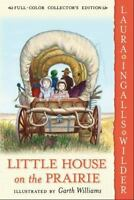 LITTLE HOUSE ON THE PRAIRIE by Laura Ingalls Wilder FREE SHIPPING paperback book