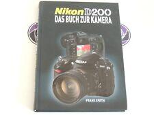 Das Buch zur Kamera Nikon D200 von Frank Späth