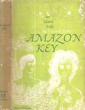 VERY RARE 1959 FLORIDA ISLAND AMAZON KEY LEGENDS WITH DUST JACKET FIRST EDITION