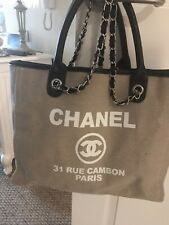 31 rue cambon canvas shopper