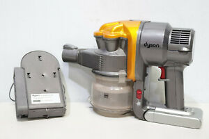 Dyson DC16 Handheld Vacuum Cleaner w/ Battery Charger + Attachments  - 254