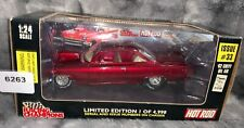 Racing Champions Hot Rod 1962 Chevy Bel Air 1:24 RARE (6263)