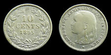 Netherlands - 10 Cent 1895