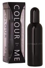 Colour Me Eau De Toilette (Black), 90 ml (Free shipping worldwide)