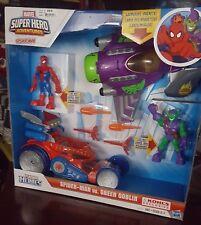 Playskool Hereos Marvel Super Hero Adventures SPIDER-MAN vs. GOBLIN Kohl's Excl.
