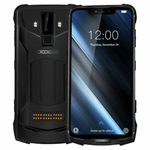 DOOGEE S90C 4G Rugged Android Smartphone Waterproof Phone Mobile Dual SIM 128GB