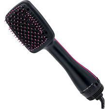 Revlon rvha 6475uk 2 in 1 perfezionista ASCIUGACAPELLI IONICO Hair Styler Spazzola per capelli