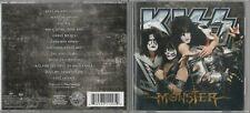 Kiss - Monster (CD, Oct-2012, Universal)