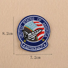 ASTRONAUT Embroidered Sew On Iron On Patch Badge Bag Fabric Applique Transfer