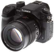 Panasonic LUMIX GH4 4K Mirrorless Digital Camera with 45-150mm Mega OIS Lens