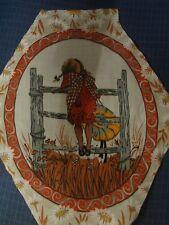Large HOLLY HOBBIE Fabric Panel (31cm x 37cm) #3