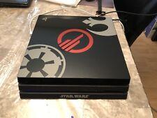 NEW Custom 5TB Star Wars Battlefront 2 Sony PS4 PRO Playstation 4 (No Game/DLC)