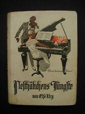 Else Ury NESTHÄKCHENS JÜNGSTE 1924 Erste Ausgabe illustr.von Robert Sedlacek