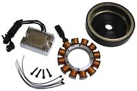 Performance Charging System VFactor #17850 (Regulator Stator Rotor) Harley 70-99