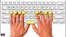 Typing Tutor Software Learn to Touch Typing Fast Professional