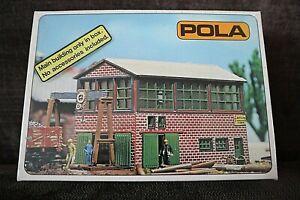 BNIB SEALED POLA POLA-N 240 N GAUGE OLD FASHIONED WORKSHOP BUILDING MODEL KIT