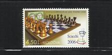 MOLDAVIA. Año: 2006. Tema: AJEDREZ .