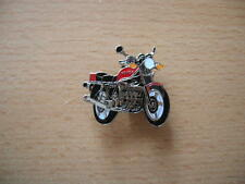 Pin Anstecker Honda CBX 6-Zylinder rot red Motorrad 0199 Motorbike Moto Spilla