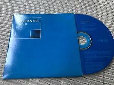 ELEFANTES - AZUL CD SINGLE PROMOCIONAL BUNBURY HISPAVOX 2000