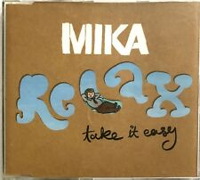 MIKA : RELAX  - TAKE IT EASY  - [ CD MAXI REMIX ]
