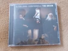CD - Elton John / Leon Russell - The Union - VGC