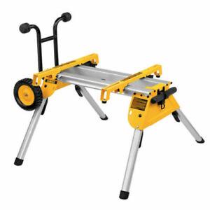 DeWalt DE7400XJ Rolling Table Saw Stand