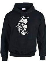 PREDATOR Hoodie alien t shirt 1990s classic sci fi flim Arnie Mens kid Hoody