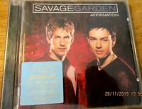 Affirmation by Savage Garden (CD, Oct-1999, Roadshow Entertainment)