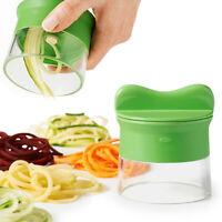 Vegetable Spiralizer Maker Spirals Noodle Spaghetti NEW Zucchini Spiral Slicer