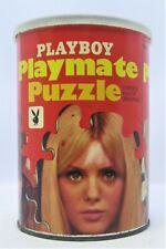 PLAYBOY PUZZLE (1320-2):  LORRIE MENCONI - COMPLETE - HIGH GRADE!