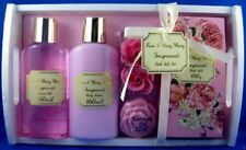 Rose Scent Bath & Body Mixed Items