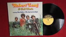 Robert Long & Unit Gloria - Self Titled   ( LP PSYCH NEDERBEAT - RARE )