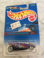 Hot Wheels Rockin' Rods Series TURBO FLAME Car #3 of 4 (Mattel, 1996) NEW