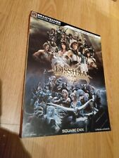 Final Fantasy Dissidia 012 Duodecim Official Strategy Guide by BradyGames