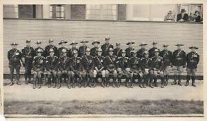 CANADA Legion of Frontiersman 1950s OLD PHOTO