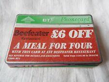 BT PHONE CARD #228