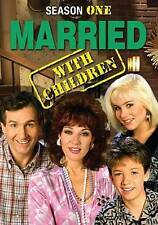 Married With Children The Complete First Season (DVD) Free Shipping